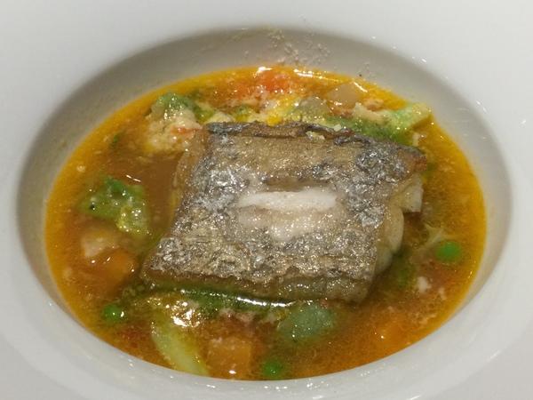 おすすめ!【神奈川県産太刀魚のソテー】本日ランチほぼ満席、15時以降お席ございます。