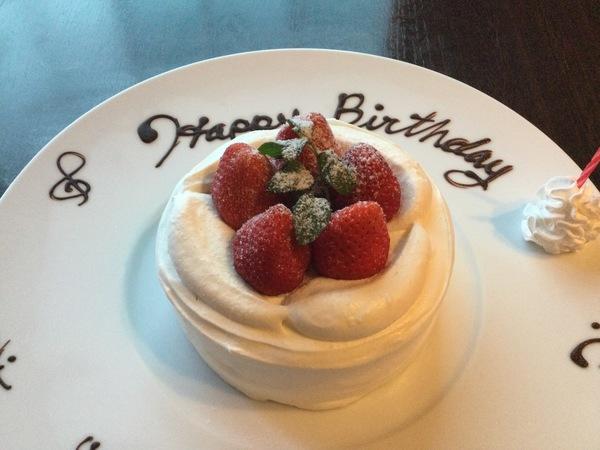 誕生日・記念日のご予約もお承りしております。本日ランチゆったり、ディナー17時より営業いたします!